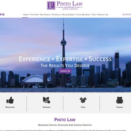 Brampton Website Design