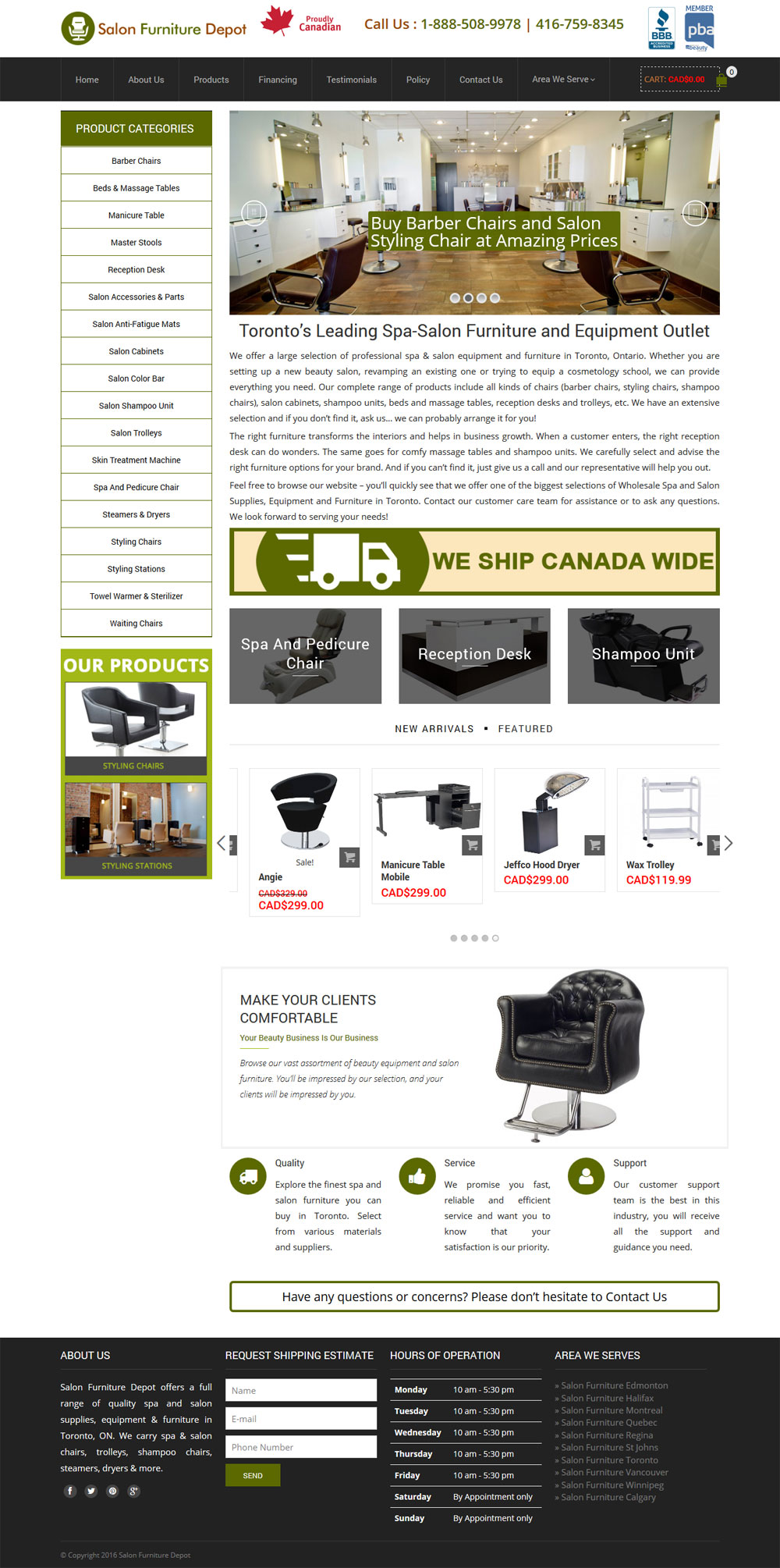 e-commerce Website Development Brampton
