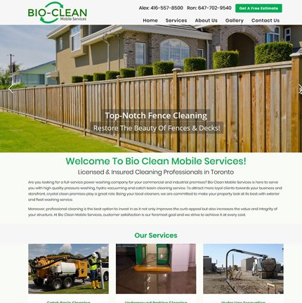 Web Design Brampton