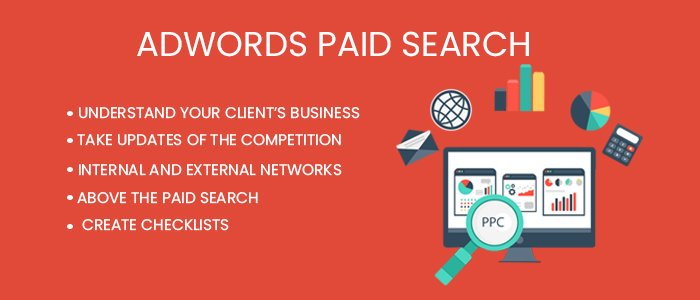 7 Effective Steps To Get AdWords Paid Search Work For You