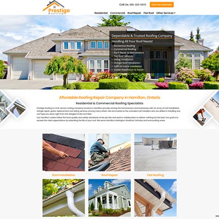 Website Design Company Brampton